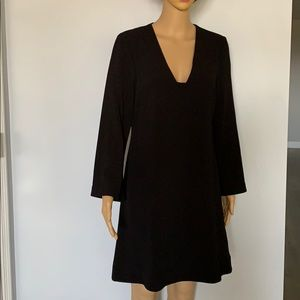 NWT Taylor black dress